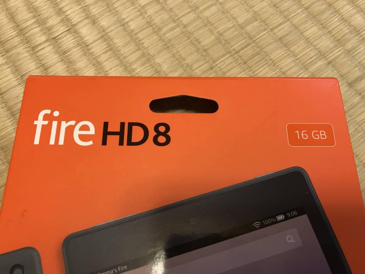 Amazon Fire HD 8 タブレット 8インチ 第7世代 16GB_画像6