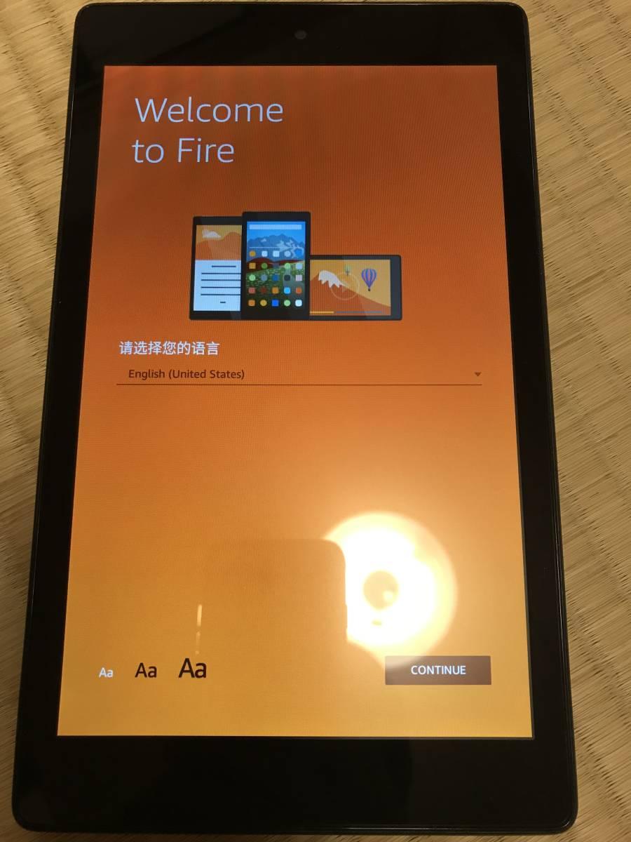 Amazon Fire HD 8 タブレット 8インチ 第7世代 16GB_画像5