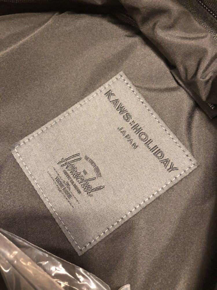 【激レア】会場限定 非売品 KAWS holiday japan 限定 非売品 バックパック リュック バッグHerschel supply Herschelsupply カウズ_画像5