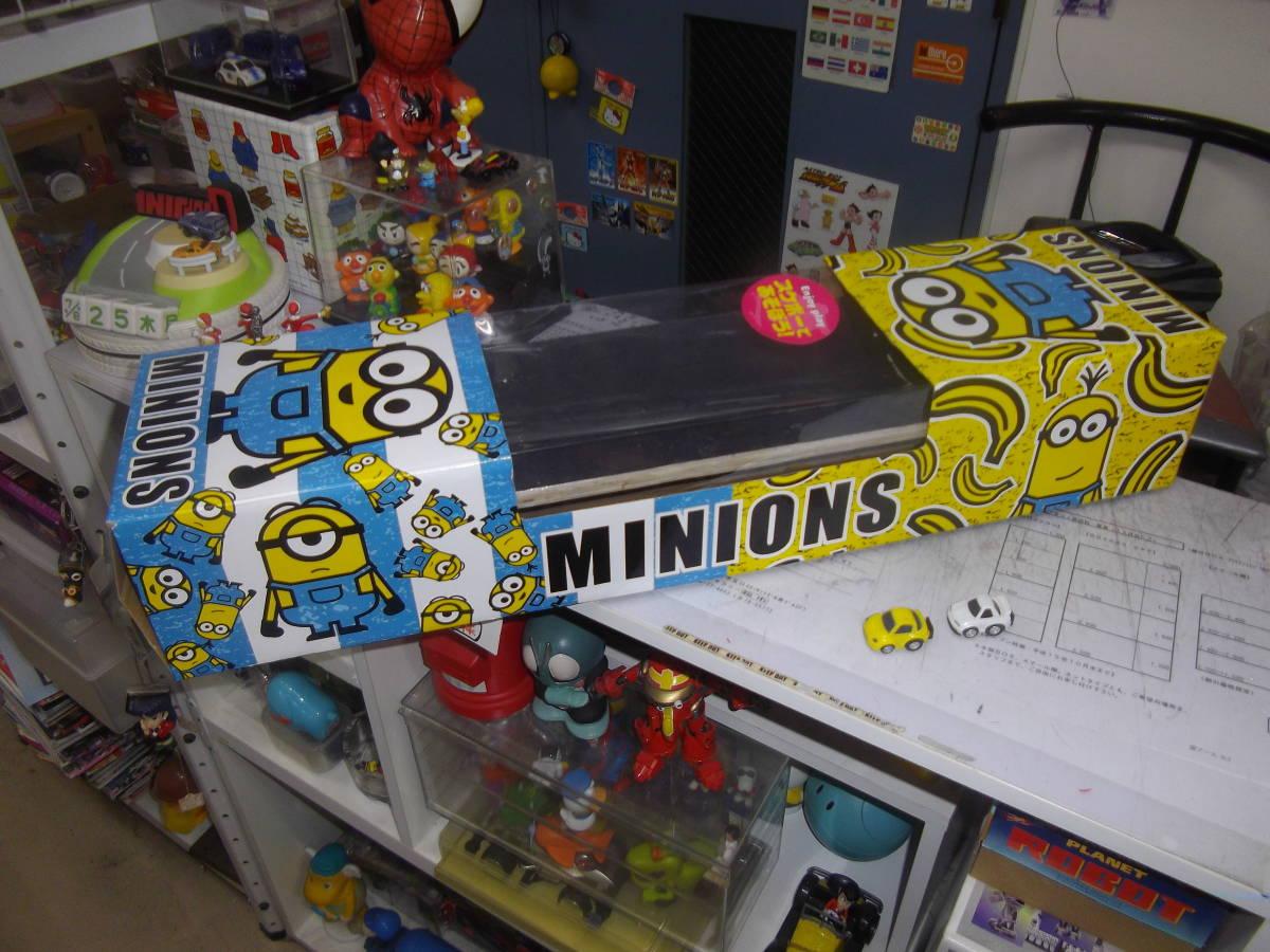 ◆激渋!◆超可愛いスケートボード『ミニオン』未使用◆箱悪【boxman_77】_とても可愛いお品ですね。