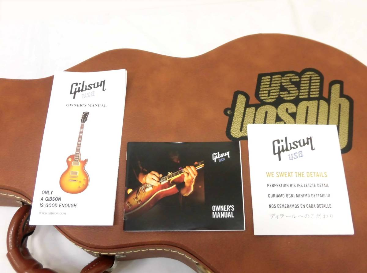Gibson Les Paul Traditional 2013年製_画像7
