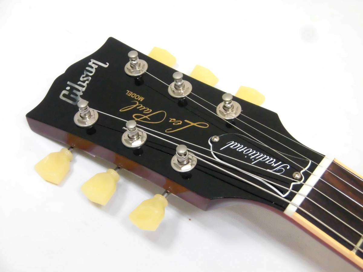 Gibson Les Paul Traditional 2013年製_画像4