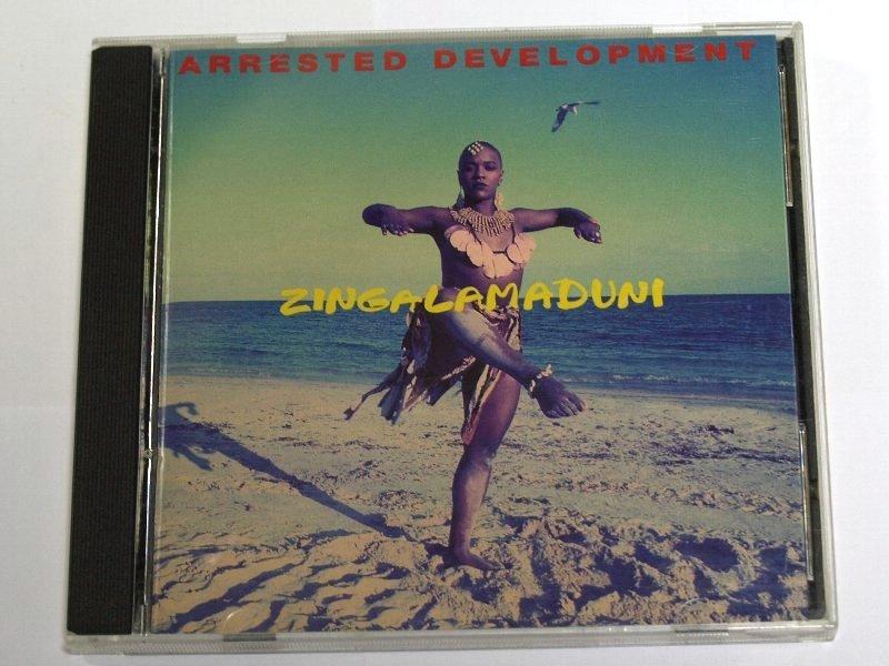 ARRESTED DEVELOPMENT / ZINGALAMADUNI アレステッド・ディベロップメント CD ズィンガラマドゥーニ アルバム_画像1