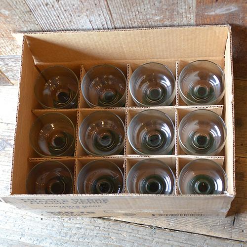 Libbey マルガリータ サボテングラス 12個バリューボックスセット CACTUS メキシコ USA製_画像2