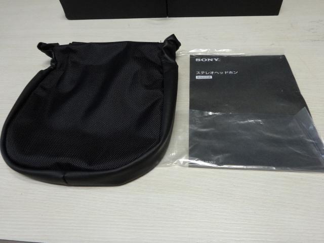 SONY ヘッドフォン  MDR-1R_画像5