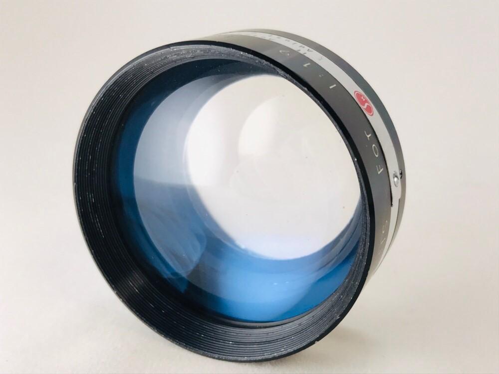 ★特上美品★ PETRI ペトリ AUX TELEPHOTO LENS FOR 45mm F1.9 #1995_画像1