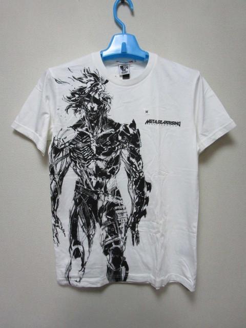 新品!UTxメタルギア Tシャツ【M】(ユニクロMETAL GEAR 25TH ANNIVERSARY)