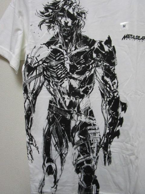 新品!UTxメタルギア Tシャツ【M】(ユニクロMETAL GEAR 25TH ANNIVERSARY)_画像2