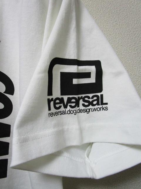 reversal KENTA Tシャツ(rvddwリバーサルヒデオ・イタミWWEプロレスリングノア新日本プロレス)_画像4