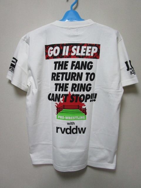 reversal KENTA Tシャツ(rvddwリバーサルヒデオ・イタミWWEプロレスリングノア新日本プロレス)_画像6