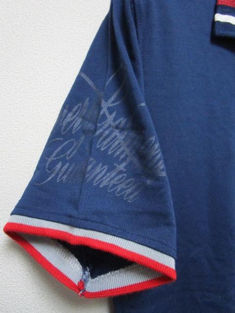 新品!(P09)Norton 半袖ポロシャツ(ノートンモーターサイクルUK英国旧車バイクオートバイ)_画像6