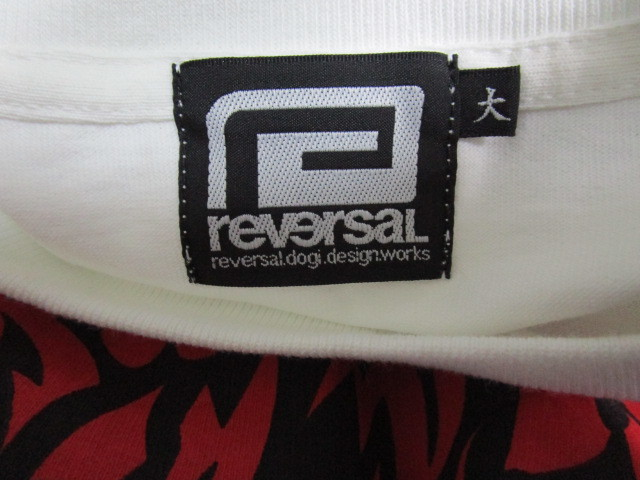 reversal KENTA Tシャツ(rvddwリバーサルヒデオ・イタミWWEプロレスリングノア新日本プロレス)_画像5