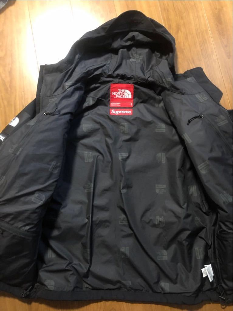 supreme The North Face Expedition Jacket Black シュプリーム ノースフェイス エクスペディション ジャケット黒 Sサイズ_画像4