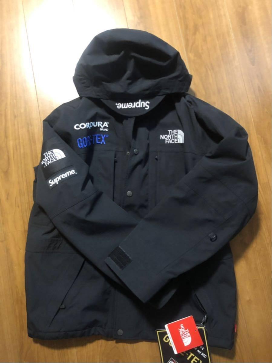 supreme The North Face Expedition Jacket Black シュプリーム ノースフェイス エクスペディション ジャケット黒 Sサイズ_画像2