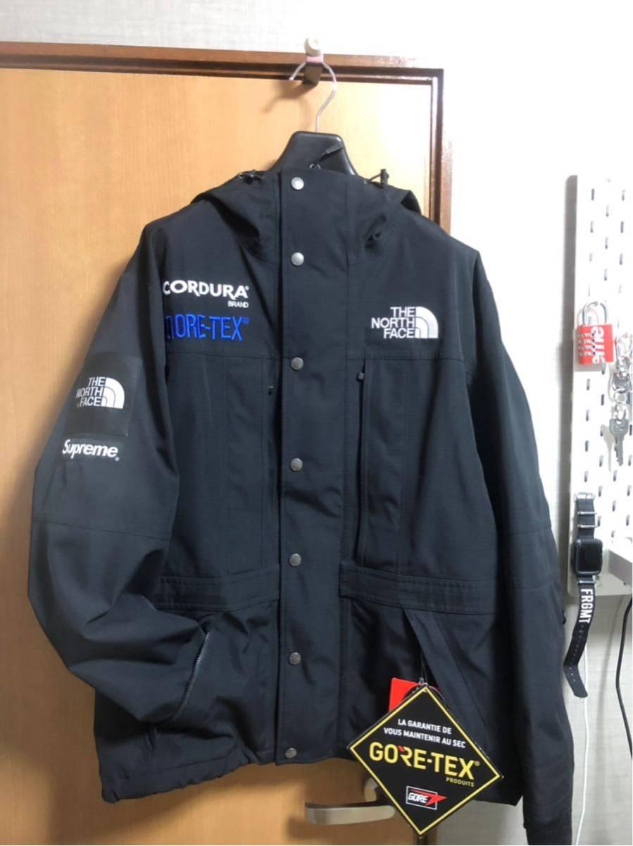 supreme The North Face Expedition Jacket Black シュプリーム ノースフェイス エクスペディション ジャケット黒 Sサイズ
