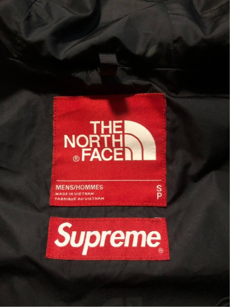 supreme The North Face Expedition Jacket Black シュプリーム ノースフェイス エクスペディション ジャケット黒 Sサイズ_画像6