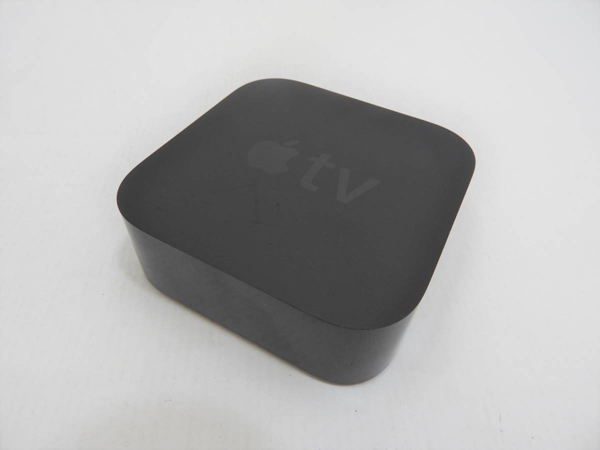 [090T012] Apple アップル Apple TV HD 32GB MR912J/A HDMIケーブル付き 中古品_画像2