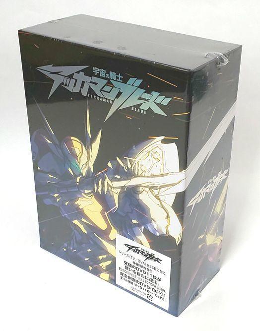 【新品・未開封】宇宙の騎士テッカマンブレードDVD-BOX(初回限定生産版)_画像1