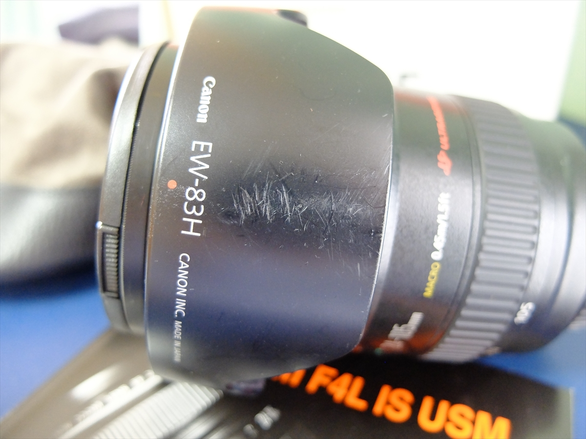 CANON EF24-105mm F4L IS USM メンテナンス済み_画像4