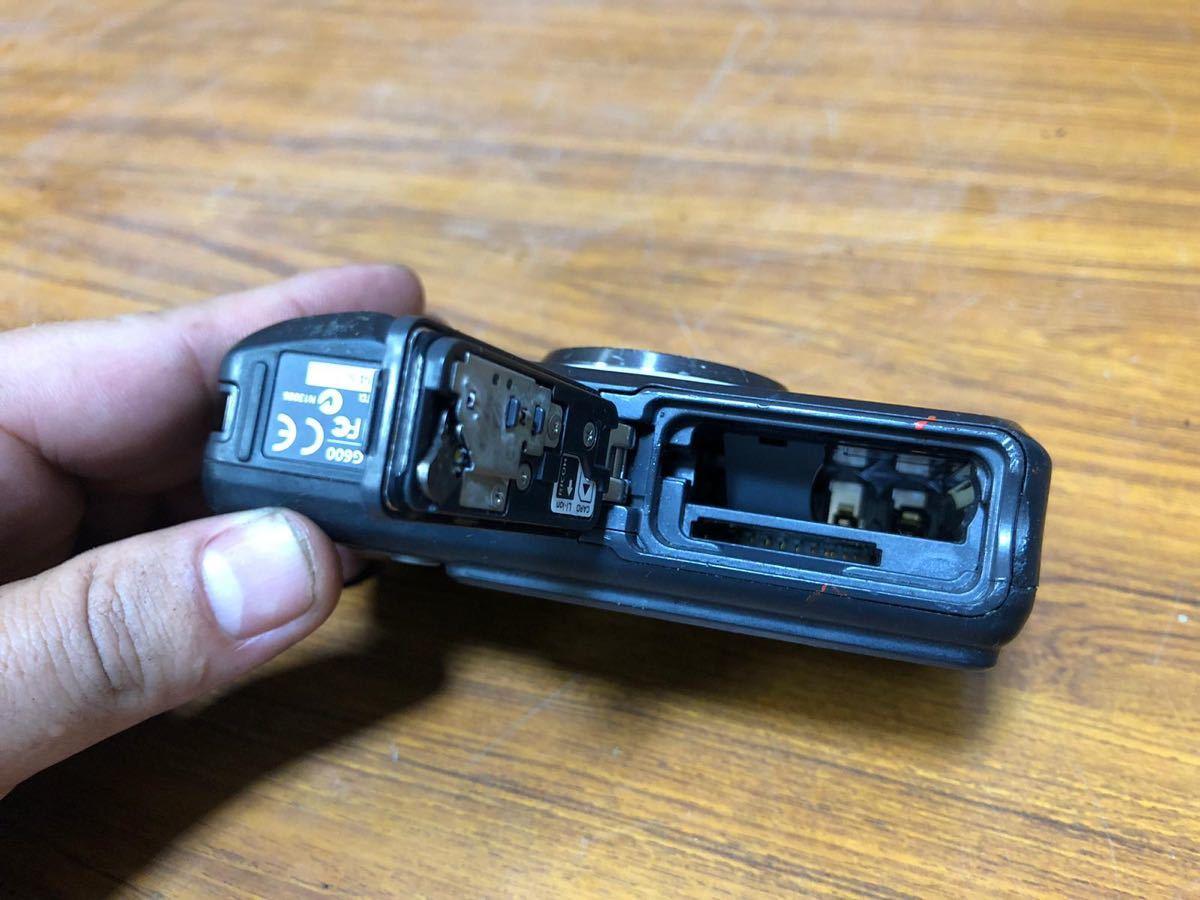 RICOH 、デジタルカメラ 、G600 、動作未確認!_画像8