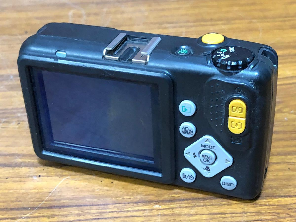 RICOH 、デジタルカメラ 、G600 、動作未確認!_画像5