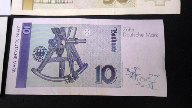 外国紙幣/ドイツ/100マルク/50マルク/20マルク/10マルク/4枚セット/1円スタート☆Q536_画像10