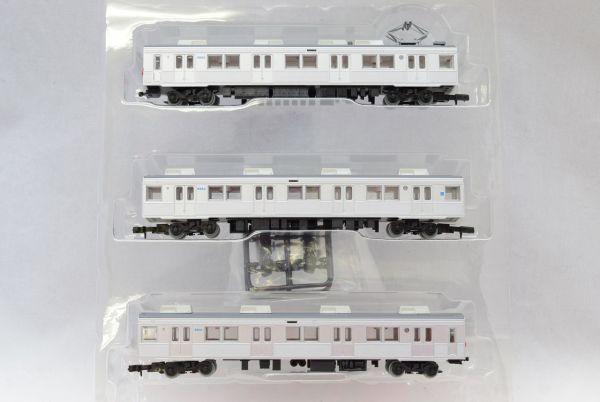 ☆☆鉄道コレクション 長野鉄道 850系 3両セット ②_画像2
