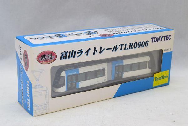 ☆未開封品☆鉄道コレクション 富山ライトレール TLR0606