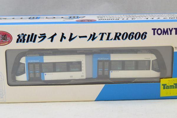 ☆未開封品☆鉄道コレクション 富山ライトレール TLR0606_画像2