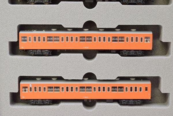 ☆☆KATO カトー 10-887  ◆ 101系 中央線 4両増結セット_画像4