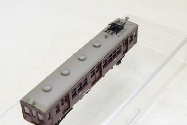 ☆☆TOMYTEC 鉄道コレクション 第4弾  ◆ クモハ12 クモニ13 2両_画像7