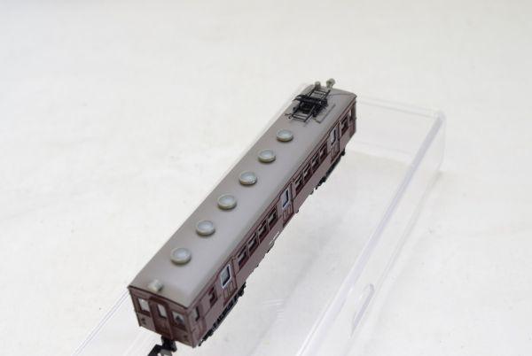 ☆☆TOMYTEC 鉄道コレクション 第4弾  ◆ クモハ12 クモニ13 2両_画像4