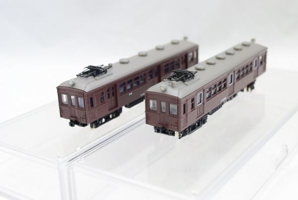☆☆TOMYTEC 鉄道コレクション 第4弾  ◆ クモハ12 クモニ13 2両
