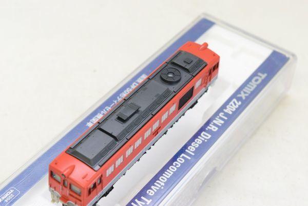 ☆☆TOMIX トミックス 2204  ◆ 国鉄 DF50形  ディーゼル機関車_画像4