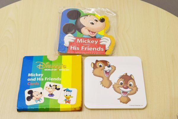 ☆2010年購入☆DWE ディズニー英語 シングアロング CD・DVD セット_画像6