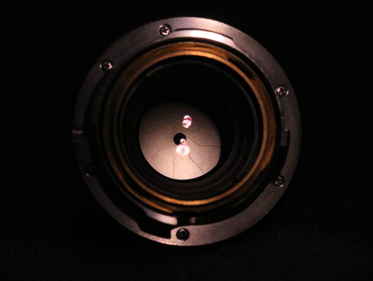 【  チャンス!1,000円スタート 希少美品  】  Leica summicron 50 2_画像9