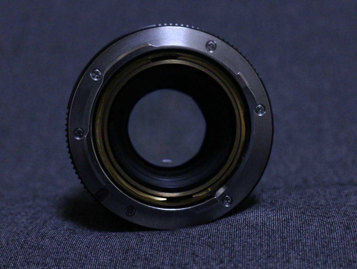 【  チャンス!1,000円スタート 希少美品  】  Leica summicron 50 2_画像7
