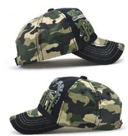 【送料無料】◆◇高級海外人気◇◆男性メンズ 帽子 野球帽 ベースボール ハート キャップ キャスケット 迷彩 色選択可グリーン_画像6
