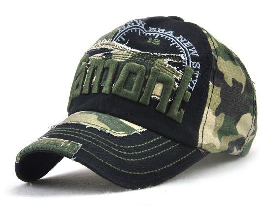 【送料無料】◆◇高級海外人気◇◆男性メンズ 帽子 野球帽 ベースボール ハート キャップ キャスケット 迷彩 色選択可グリーン