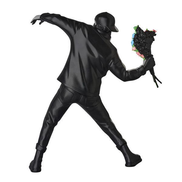新品 FLOWER BOMBER (WALL IMAGE Ver.) BANKSY バンクシー Sync. フラワーボンバー MEDICOM TOY PLUS 1st Anniversary メディコム・トイ_画像6