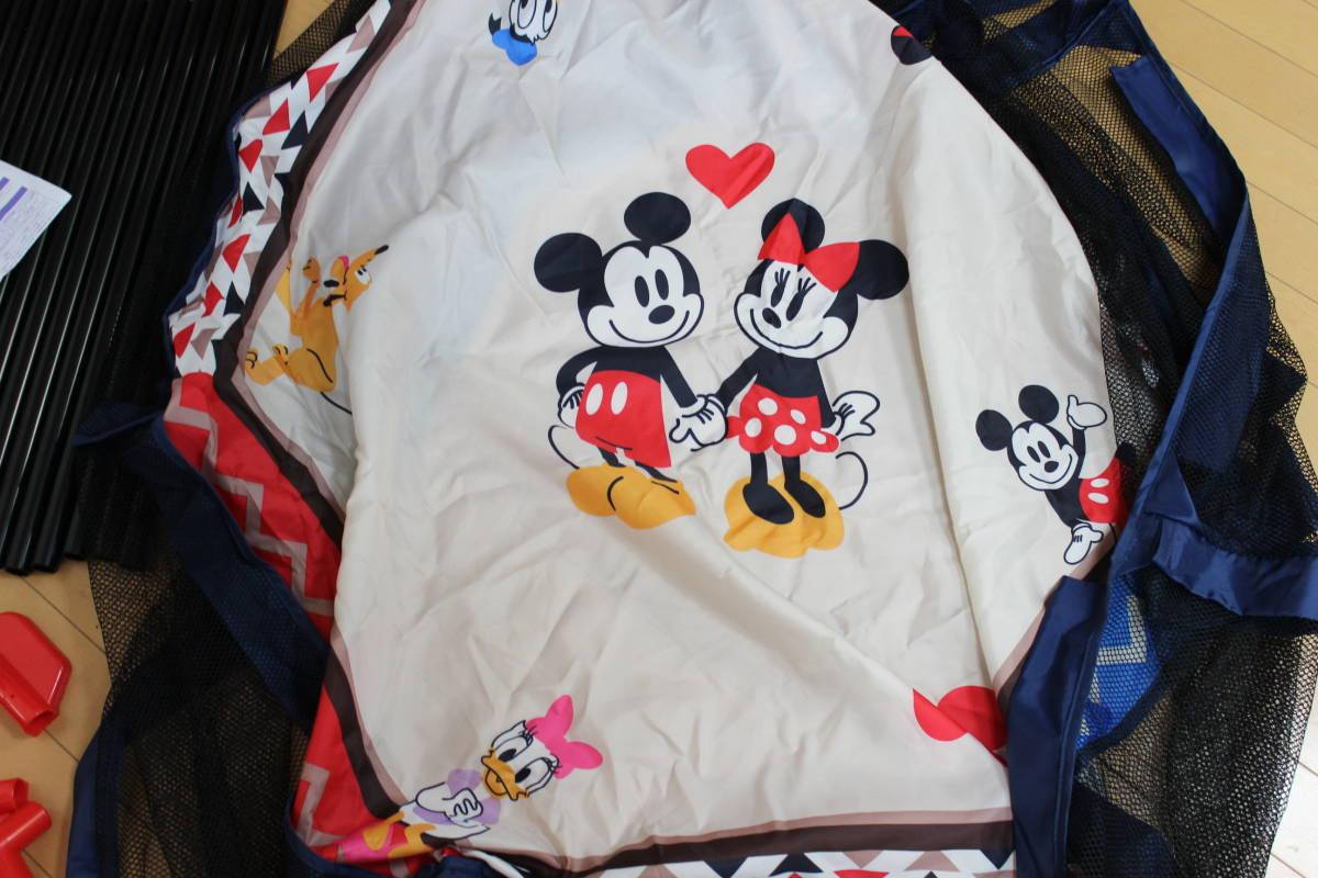 ベビーザらス限定 ベビーサークル ミッキーマウス&フレンズ 美品♪_画像9