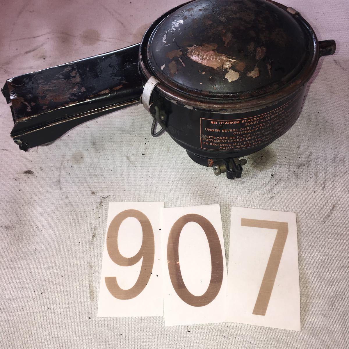 *NO.907 空冷 VW フォルクスワーゲン タイプ1 type1 T-1 ビートル beetle エアクリーナー 純正 オリジナル_画像2