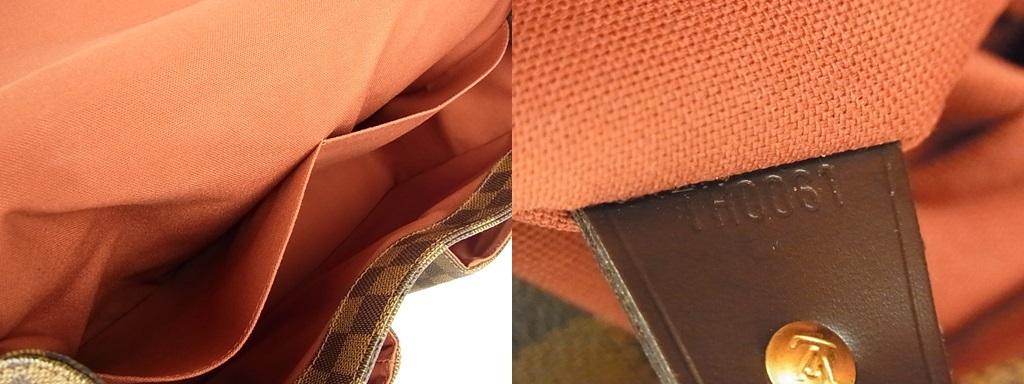 1円 ルイ ヴィトン 未使用 メンズ可 N42270 ダミエ ブロードウェイ 2WAY 斜め掛け ショルダー ビジネス ハンドバッグ 書類かばん 男女兼用_画像10