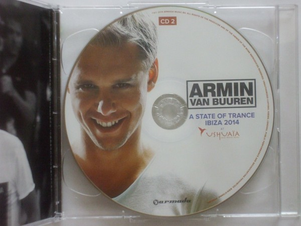 即決□MIX-CD / A State Of Trance Ibiza 2014 At Ushuaia mixed by Armin van Buuren□Paul Oakenfold□2,500円以上の落札で送料無料!!_画像4