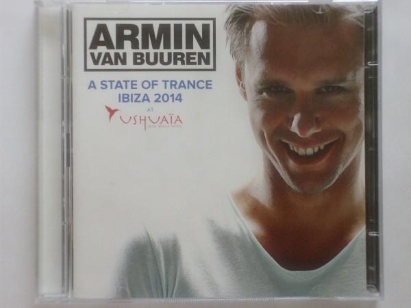 即決□MIX-CD / A State Of Trance Ibiza 2014 At Ushuaia mixed by Armin van Buuren□Paul Oakenfold□2,500円以上の落札で送料無料!!_画像1