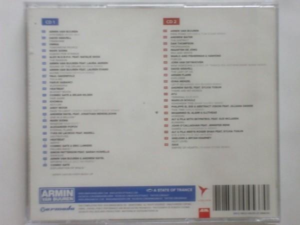 即決□MIX-CD / A State Of Trance Ibiza 2014 At Ushuaia mixed by Armin van Buuren□Paul Oakenfold□2,500円以上の落札で送料無料!!_画像2
