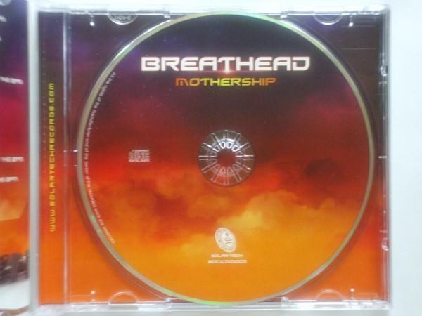 即決□Breathead / Mothership□Psy□2,500円以上の落札で送料無料!!_画像3
