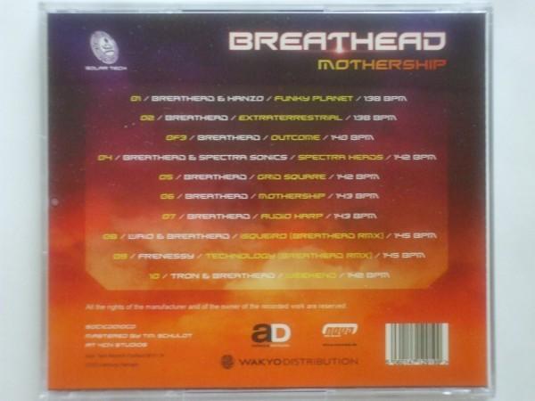 即決□Breathead / Mothership□Psy□2,500円以上の落札で送料無料!!_画像2