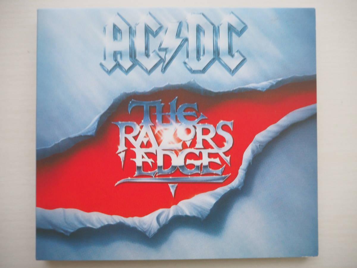 【値下げ!】★新品同様★メタル名盤AC/DC レイザーズ・エッジ