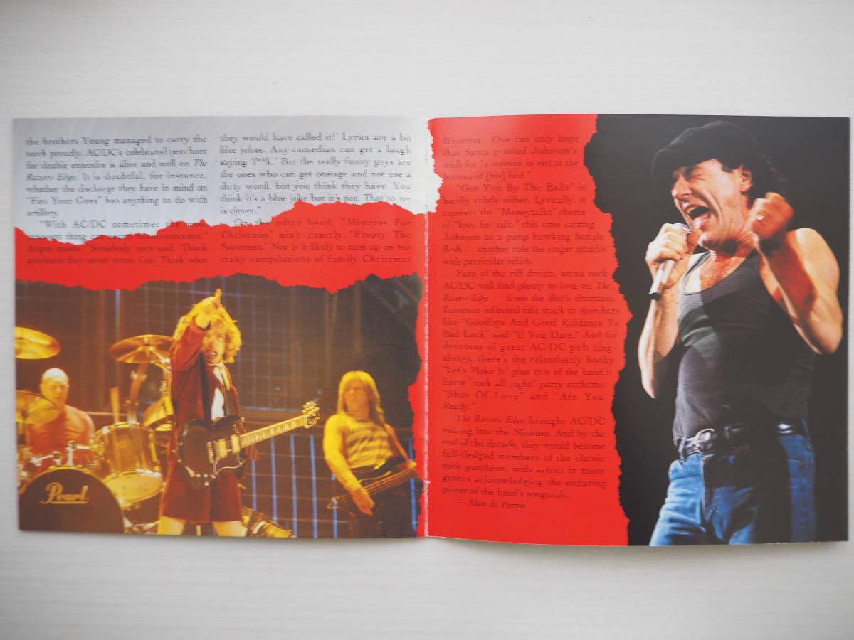 【値下げ!】★新品同様★メタル名盤AC/DC レイザーズ・エッジ_画像6